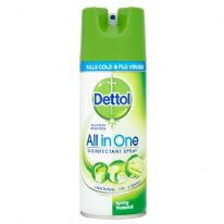 Dettol Disinfectant Spray 400ml - Waterfall